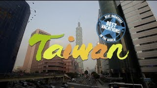 "TAIWAN ""BEST VACATIONS"" TV SHOW"