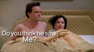 Chandler & Monica Being A Comedic Duo