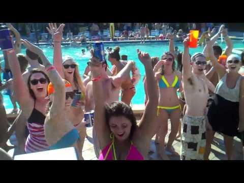 Spring Break Daytona Beach Hawaiian Inn 2017 Recap