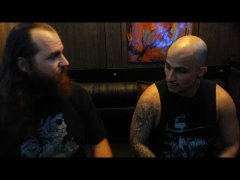 TRIVIUM's Paolo Gregoletto On 'Silence in the Snow', Songwriting & Loss Of Fans (2015)