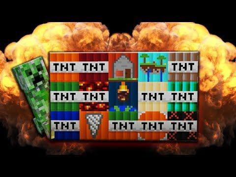 NOVI TNT-OVI   MINECRAFT
