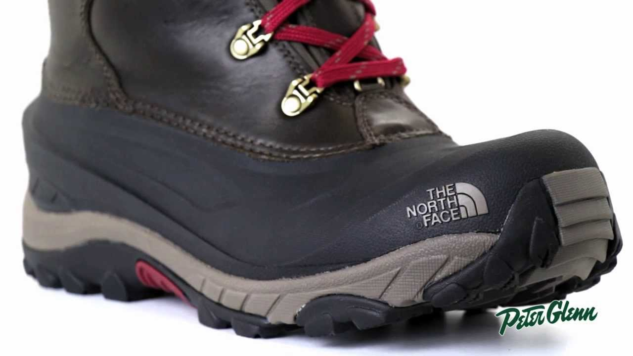 833eda8d3 The North Face Men's Chilkat II Luxe Boot Review by Peter Glenn