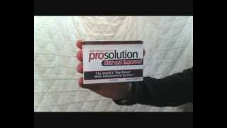 ProSolution Pills Review - My Results, Good & Bad. Pro Solution.