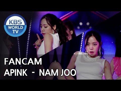 [FOCUSED] Apink's NAM JOO - I'm so sick [Music Bank / 2018.07.13]
