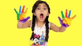 Learn and play with Colors Paint!! Nursery Rhymes Kids songs