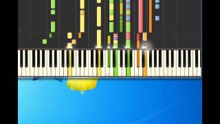 Laeslie Gore   it's my party [Piano tutorial by Synthesia]