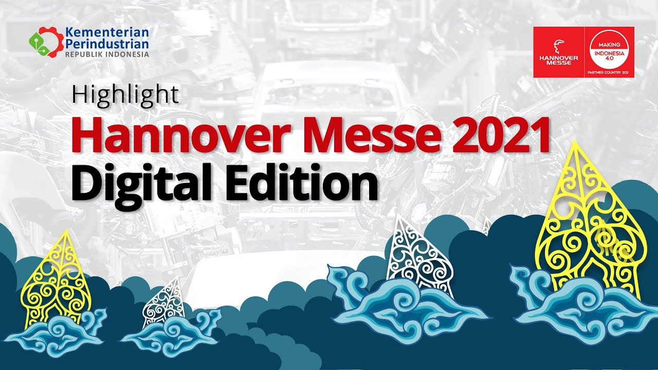 HIGHLIGHT HANNOVER MESSE 2021 - YouTube