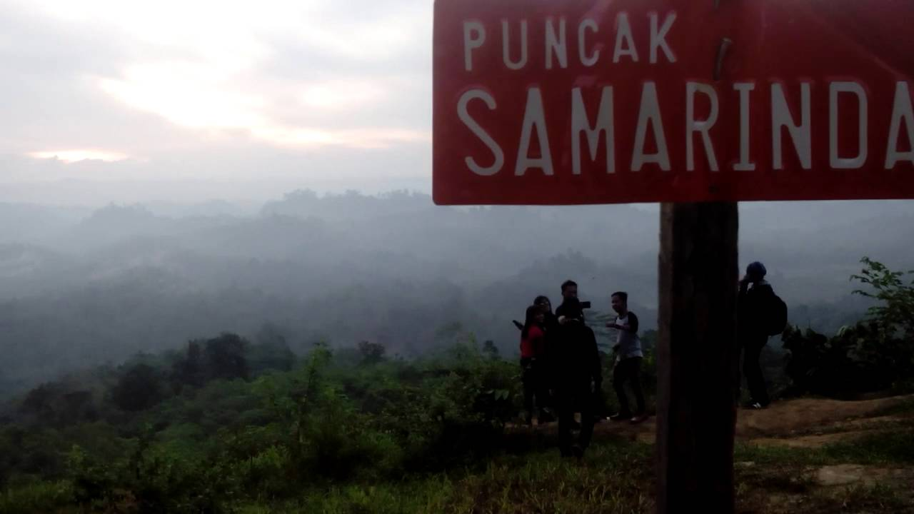 Puncak Samarinda - YouTube