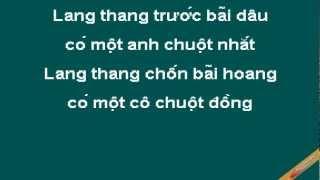 Dam Cuoi Chuot Karaoke - Gạt Tàn Đầy - CaoCuongPro