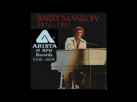 Barry Manilow - Arista 45 RPM Records - 1975 - 1981