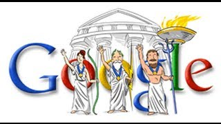 All Olympics Google Doodles 2004 (Athens)