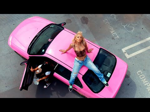 Saweetie - Risky (ft. Drakeo The Ruler) [Official Music Video]