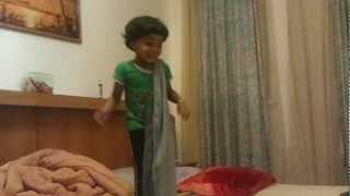 dhinka chika ...shifa dancing....