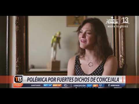 """""""Daniel Vega es hombre"""": polémicos dichos de concejala sobre Daniela Vega"""