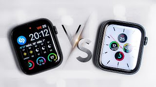 ⌚️ Apple Watch SE vs Apple Watch 5, ¿cuál debes comprar?