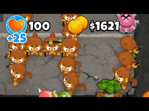 Bloons TD 6 - Co-op Mode on #Ouch is a Nightmare