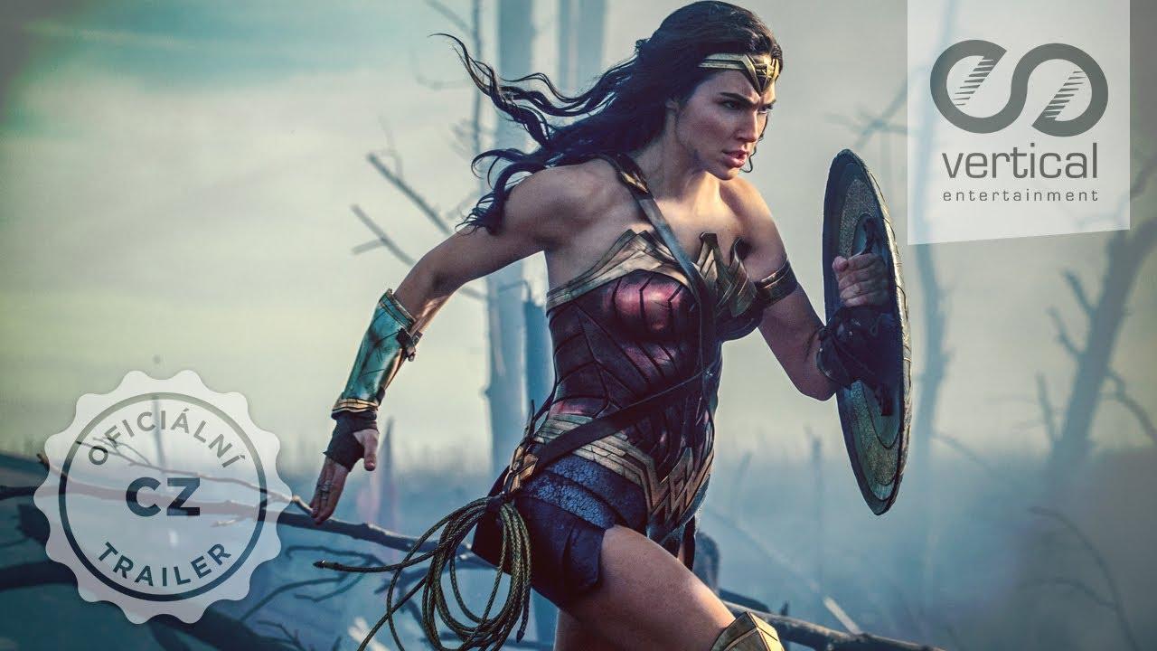 Wonder Woman (2017)   OFICIÁLNÍ TRAILER   české titulky