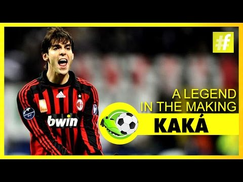 The Skills of Kaka - A Legend In The Making