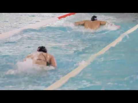 Michael Phelps Rio 2016 training
