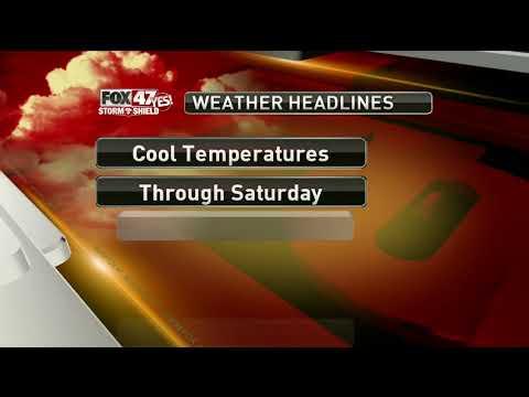 Dustin's Forecast 3-21
