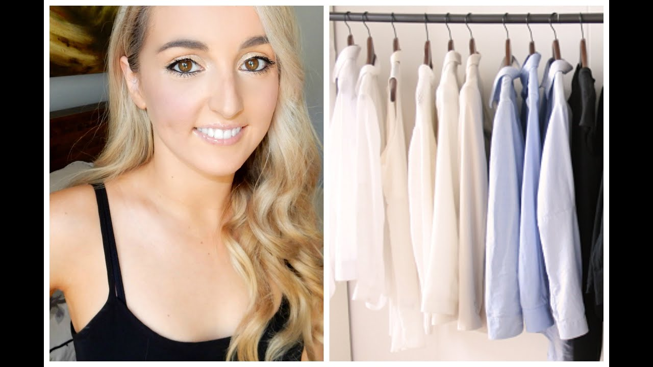 Tips For Making The Most Of Your Minimalist Wardrobe YouTube - Extreme minimalist wardrobe