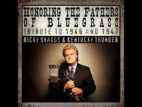 Ricky Skaggs  Honey Open That Door