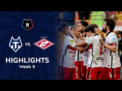 FC Tambov Spartak Moscow Goals And Highlights