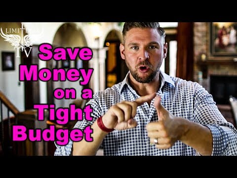 Ways To Save Money On Budget