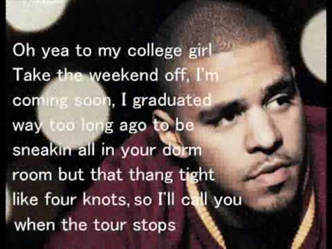 J.Cole-Nobody's Perfect Lyrics