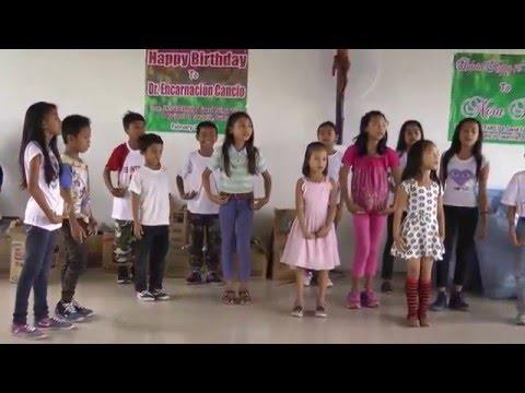 Bulacan Outreach Gawad Kalinga   02 28 2016