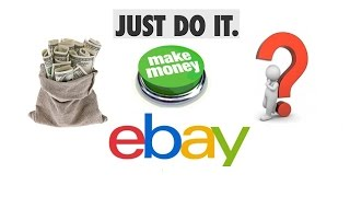 How to create an ebay account part 4 make money online