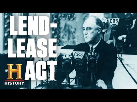 What Was the Lend-Lease Act? | History