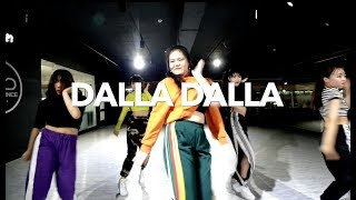 안산댄스학원 MIND DANCE(마인드댄스) 방송댄스(K-pop Dance Cover)  ITZY(있지) - Dalla Dalla(달라달라)