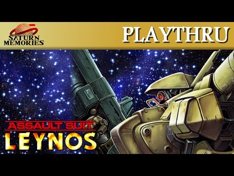 Assault Suit Leynos [PC] by Dracue (S-Rank) [HD] [1080p]
