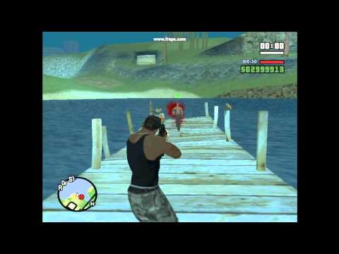 monstruos del gta san andreas (loquendo)