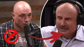 Dr. Phil Disrespects Joe Rogan On His Podcast, Then He Does The Unthinkable..