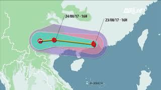 VTC14 | Hoàn lưu bão số 6 gây mưa lớn ở Bắc Bộ