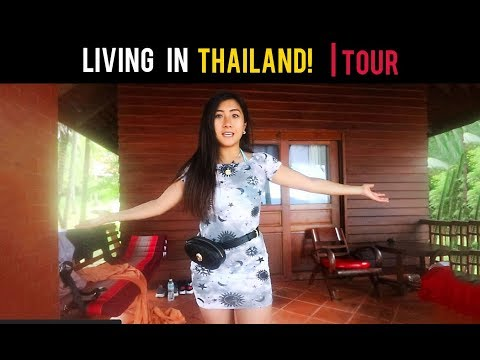 Living in Thailand – MY PHUKET ISLAND & HOUSE TOUR