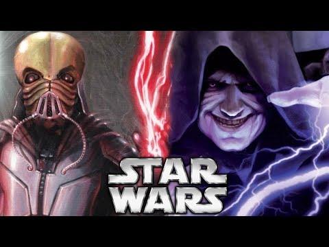 Die Bedeutung der verschiedenen Farben der Machtblitze - Star Wars [Deutsch]