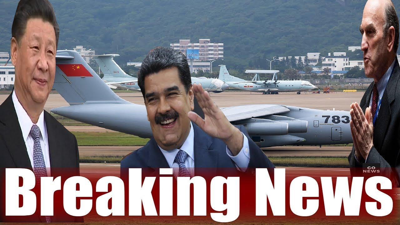 Image result for Beijing Denies Sending Troops To Venezuela