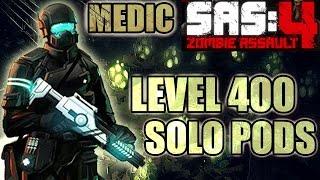 Sas 4 - MEDIC LEVEL 400