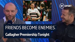 When tempers flare between former teammates! | #GPTonight