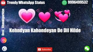 Nakhra Mutiyaar Da (Full Song) Vinner Dhillon ft. Nishawn Bhullar||WhatsApp status