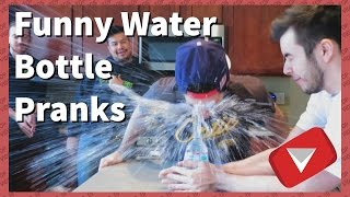Funny Water Bottle Pranks [2017] (TOP 10 VIDEOS)
