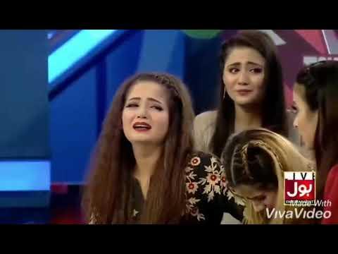 Download Last Moments Of Khush Raho Pakistan Grand Finale #Hafsa Khan crying 😭😭😭  720p