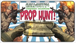 Call of Duty 4 Prop Hunt: Claymore Fail, KOBE, TADA and PWN-ing Wildcat thumbnail