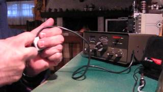 28 MHz CW/QRP QSO with NX2X from New York