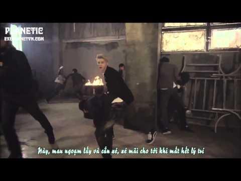 [Vietsub][MV] EXO - Wolf + Growl Full Drama Version ( Korean ver )