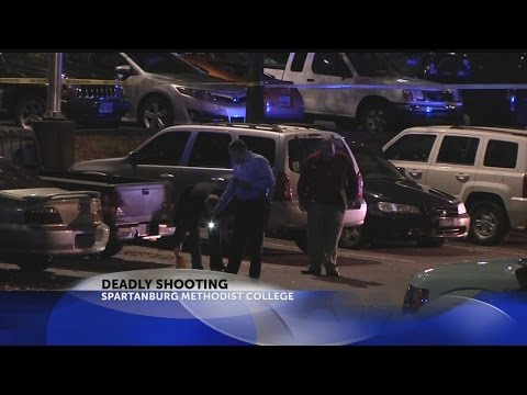 Deadly shooting at Spartanburg Methodist College