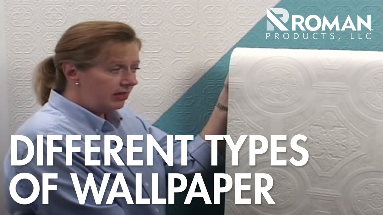 Different Types Of Wallpaper Youtube